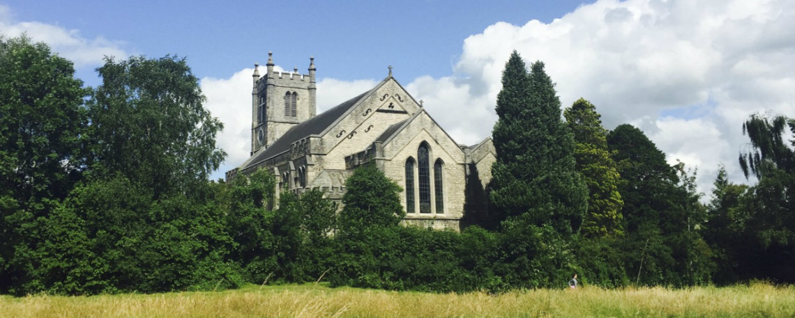 Welcome...*St Thomas' church at the heart of beautiful Kendal*